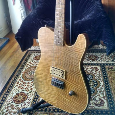 Charvel Pre-Production Telly 1979 - 1985