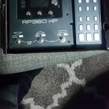 Digitech RP360XP Guitar Multi-Effect Pedal 2016 Black