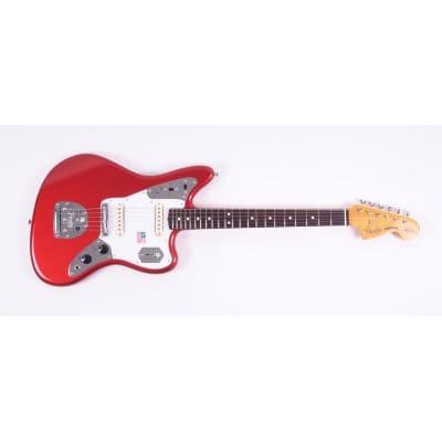 Fender Johnny Marr Jaguar Metallic KO for sale