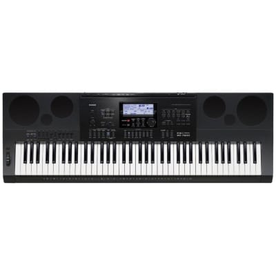 Casio WK-7600 Keyboard, 76-Key, With PPA Pack
