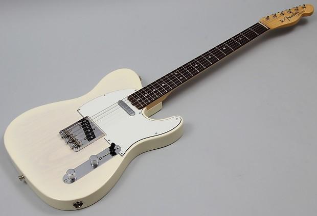 fender american vintage 39 64 telecaster electric guitar aged reverb. Black Bedroom Furniture Sets. Home Design Ideas