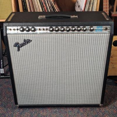 Fender '76 Super Reverb Silverface