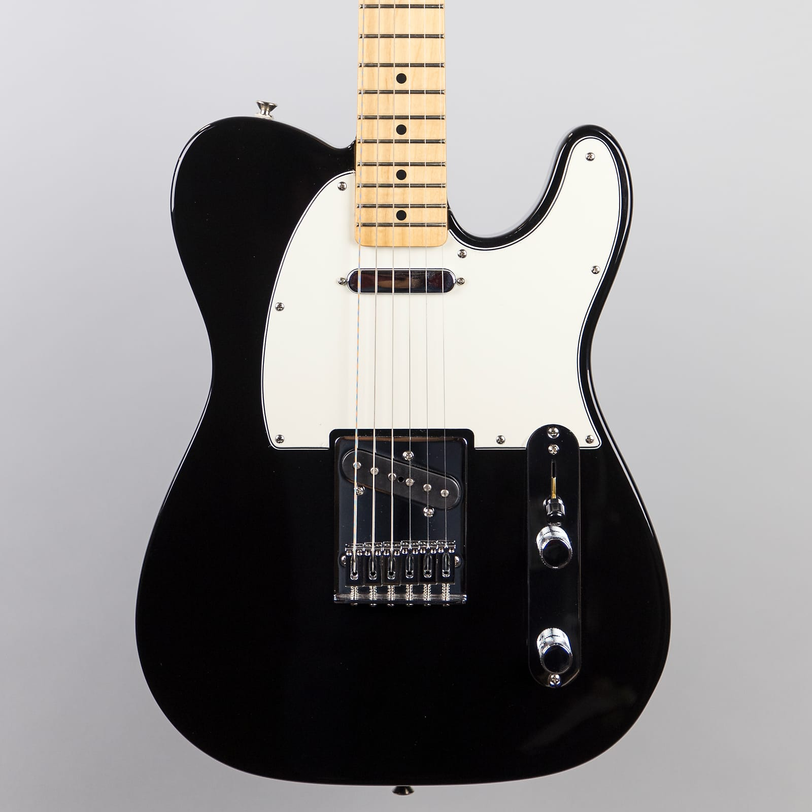 Fender Standard Telecaster in Black