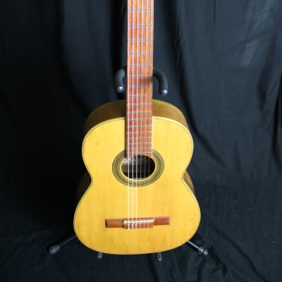 Victor Garcia Classical Guitar 1961 Natural for sale