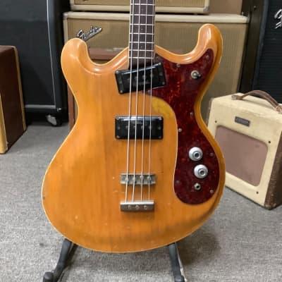 Mosrite Joe Maphis Bass for sale