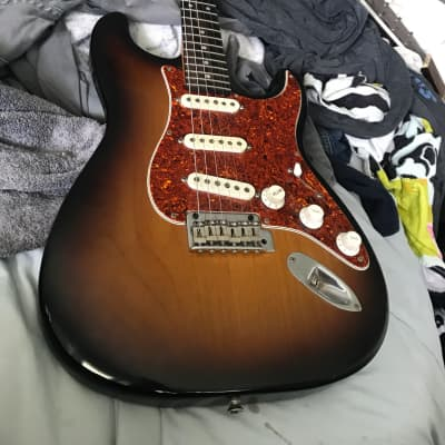 Carruthers S6 1991 Sunburst Stratocaster MINT for sale