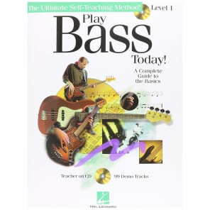 Hal Leonard Play Bass Today! - Level 1