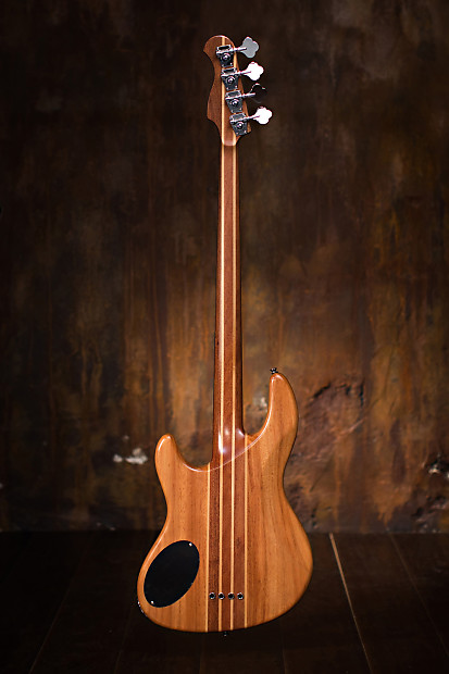 wolf 4 strings jazz bass guitar w gig bag reverb. Black Bedroom Furniture Sets. Home Design Ideas