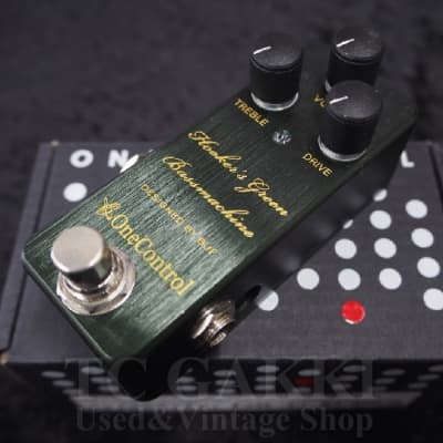 ONE CONTROL Hooker s Green Bassmachine for sale
