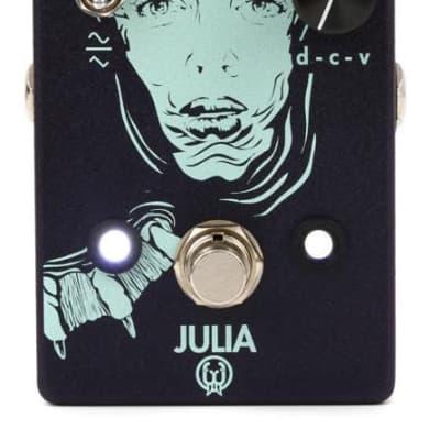Walrus Audio Julia V2 Analog Chorus/Vibrato Pedal for sale