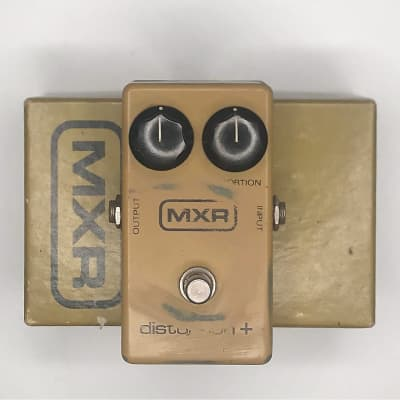 MXR MX-104 Block Distortion + 1975 - 1984