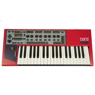 Nord Modular G2 Synth -  Boxed - Warranty