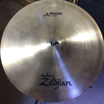 """Zildjian A Splash 10""""  around 2010"""