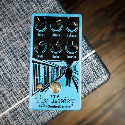 Earthquaker Devices The Warden v2 Optical Compressor for sale