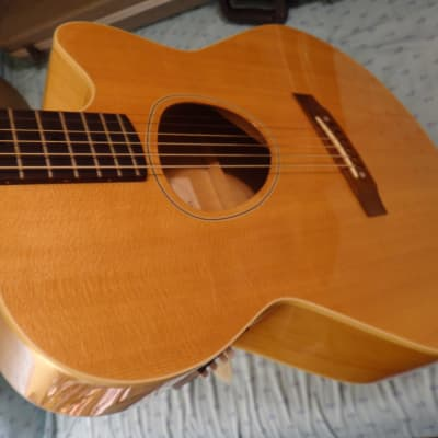 Kramer Ferrington JS-2 Jumbo Acoustic / Elec *rare*  1990-91 natural blonde for sale
