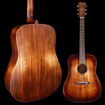 Martin D-15M StreetMaster 15 Series w Case 765 3lbs 14.1oz for sale