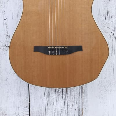 Godin Multiac Grand Concert SA Nylon String Acoustic Electric Guitar w Gig Bag for sale