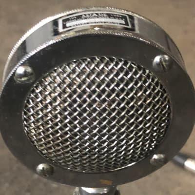 Astatic D104 Push to talk mic refurbished