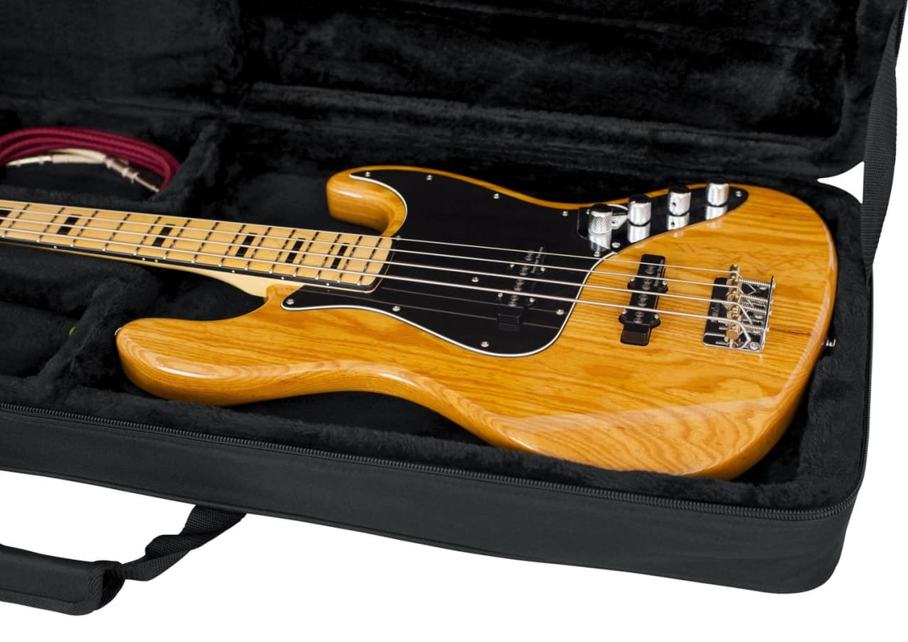 gator gl guitar series bass guitar case music makers reverb. Black Bedroom Furniture Sets. Home Design Ideas