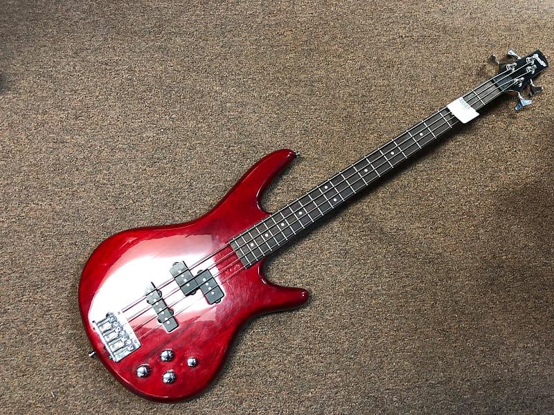 ibanez gsr 200 bass gold silver guitars reverb. Black Bedroom Furniture Sets. Home Design Ideas
