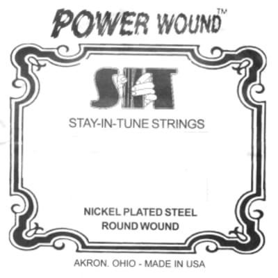 Sit .042 Pw   Corda Singola Per Chitarra Elettrica   Power Wound Nickel