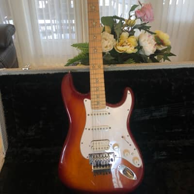 Fender 1989 richie sambora strat  Fender  1989 for sale