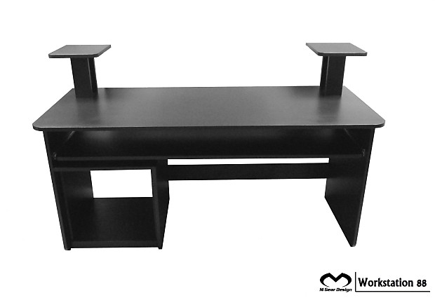 M Gear Design   Workstation 88 Recording Studio Audio Equipment Desk