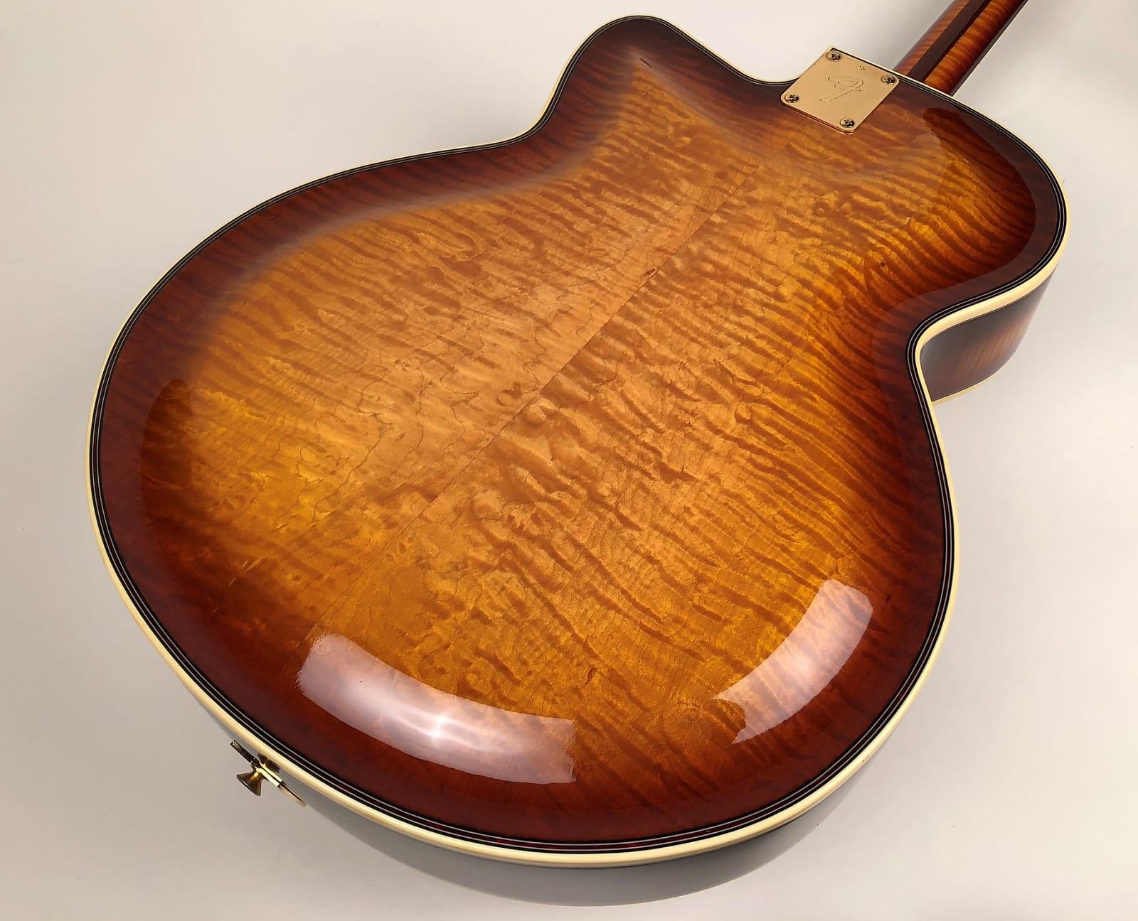1971 Fender LTD in Sunburst #25 of 36 Made & Signed by both Roger Rossmeisl & Phil Kubicki with HSC