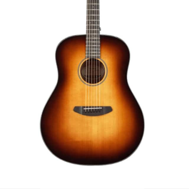 Breedlove Discovery Dreadnought Acoustic Guitar, Sunburst, w/ Gig Bag! image