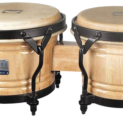 Rhythm Tech Eclipse Bongos-Natural