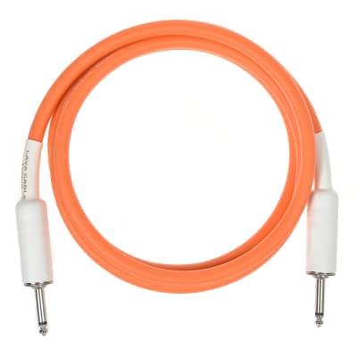 """Lava Tephra 1/4""""-1/4"""" Speaker Cable 6' Straight-Straight"""