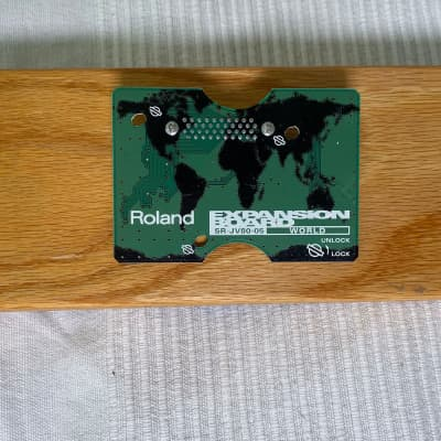 Roland SR-JV80-05 World Expansion Board