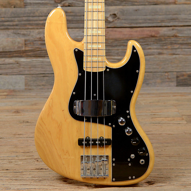 Fender Jazz Bass Used : fender marcus miller signature jazz bass natural mij used reverb ~ Hamham.info Haus und Dekorationen