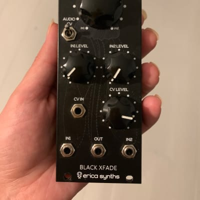 Erica Synths Black X Fade