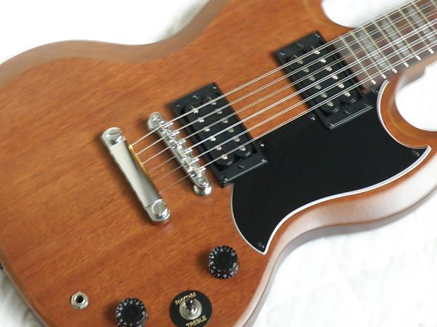 Epiphone Sg Special Ve 2017 Vintage Walnut Electric Guitar