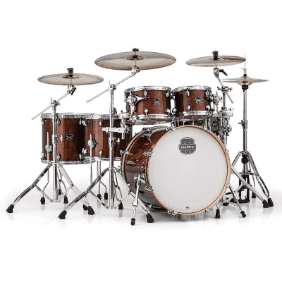 "Mapex AR628SFU Armory 22x18"" / 10x7"" / 12x8"" / 14x12"" / 16x14"" / 14x5.5"" 6pc Studioease Fast Shell Pack with Chrome Hardware"