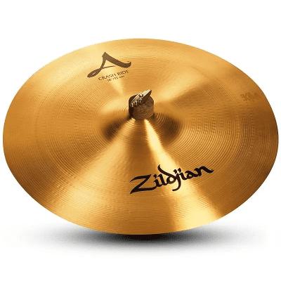 """Zildjian 18"""" A Series Crash/Ride Cymbal"""