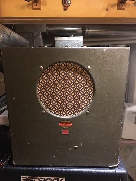 bell 510 1940 pa guitar vintage tube amplifier combo serviced reverb. Black Bedroom Furniture Sets. Home Design Ideas