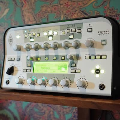 Kemper Amps Profiler Head Modeling Guitar Amp 2010s White