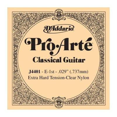 D´Addario ProArte J4401 E Single Classical Guitar String