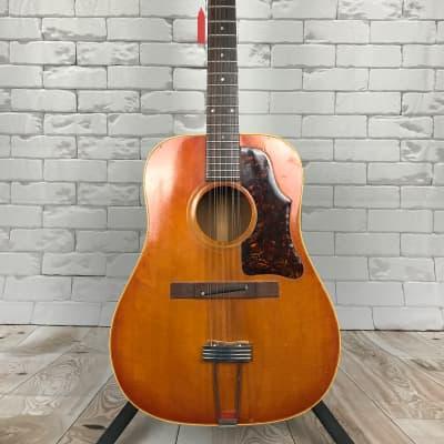 Gibson B-45-12 1958 - 1963 Sunburst for sale