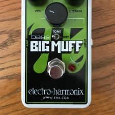 EHX Nano Bass Big Muff Pi