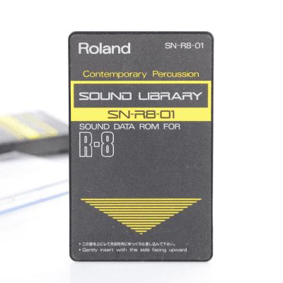 Roland SN-R8-01 Contemporary Percussion