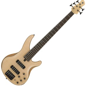 Yamaha TRBX605FM 5-String Natural Satin