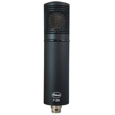 Peluso Microphones P-280 Large Diaphragm Multipattern Tube Condenser Microphone