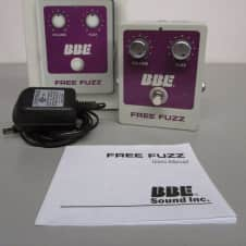 BBE Free Fuzz with PSU, Manual, and Box