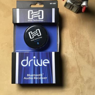 Hosa IBT-300 Drive Series Portable Bluetooth Audio Receiver