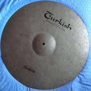 "Turkish 22"" Jazz Series Fusion Crash Ride FS-CR22"