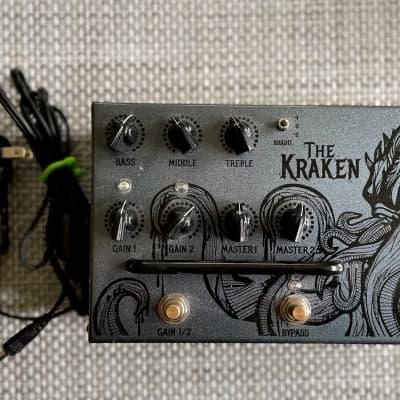 Victory Amps V4 The Kraken Valve Overdrive/Preamp