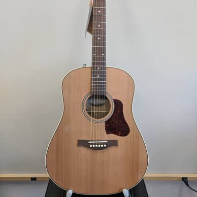 Seagull Coastline Momentum High Gloss Acoustic/Electric Guitar - Free gig bag included!